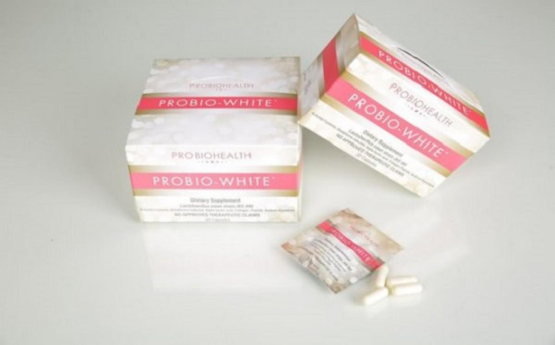 Viên Uống Trắng Da Men Vi Sinh Probio White Của Mỹ