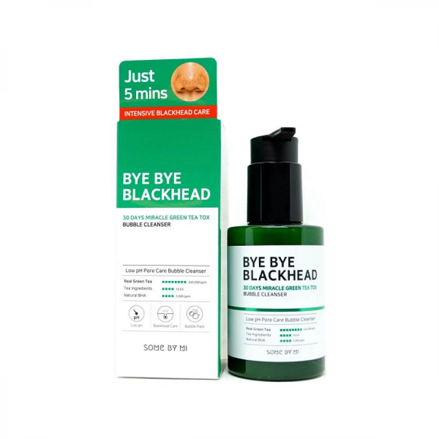 Sữa Rửa Mặt Sủi Bọt Some By Mi Bye Bye Blackhead 30 Days Miracle