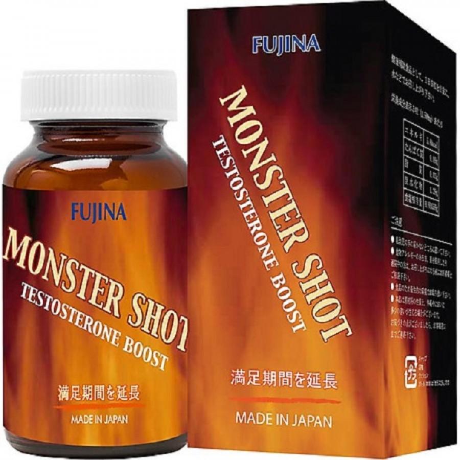 Viên Uống Hỗ Trợ Tăng Cường Sinh Lý Nam Monster Shot