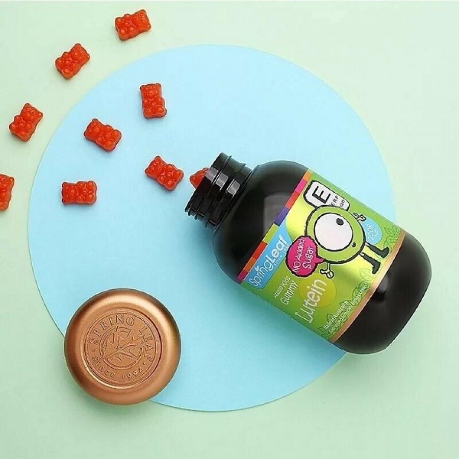 Viên Nhai Bổ Mắt Cho Bé Spring Leaf Aussie Lutein Kids Gummy