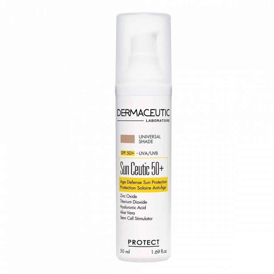 Kem Chống Nắng 2 Bộ Lọc Dermaceutic Sun Ceutic SPF 50+