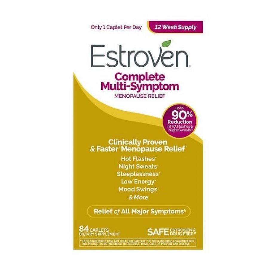 Viên Uống Hỗ Trợ Nội Tiết Tố Nữ Estroven Complete Multi-Symptom