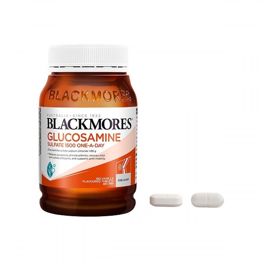 Viên Hỗ Trợ Xương Khớp Kết Hợp Dầu Cá Blackmores Glucosamine & Fish Oil