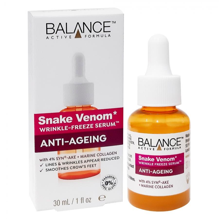 Tinh Chất Balance Snake Venom Hỗ Trợ Giảm Nếp Nhăn