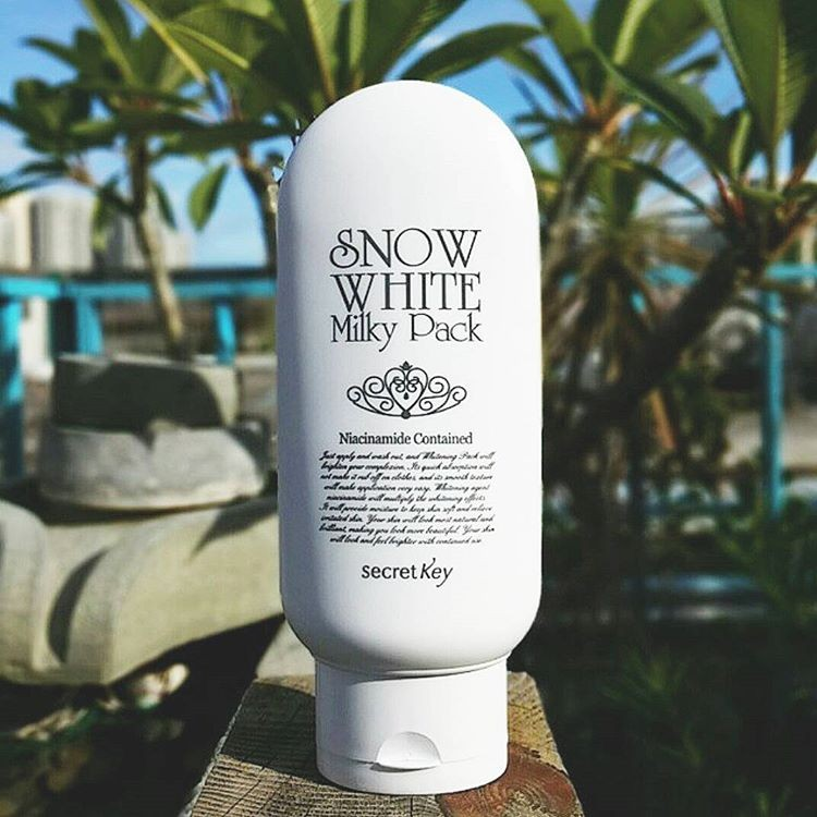 Kem Tắm Trắng Snow White Milky Pack Review Có Tốt Không?